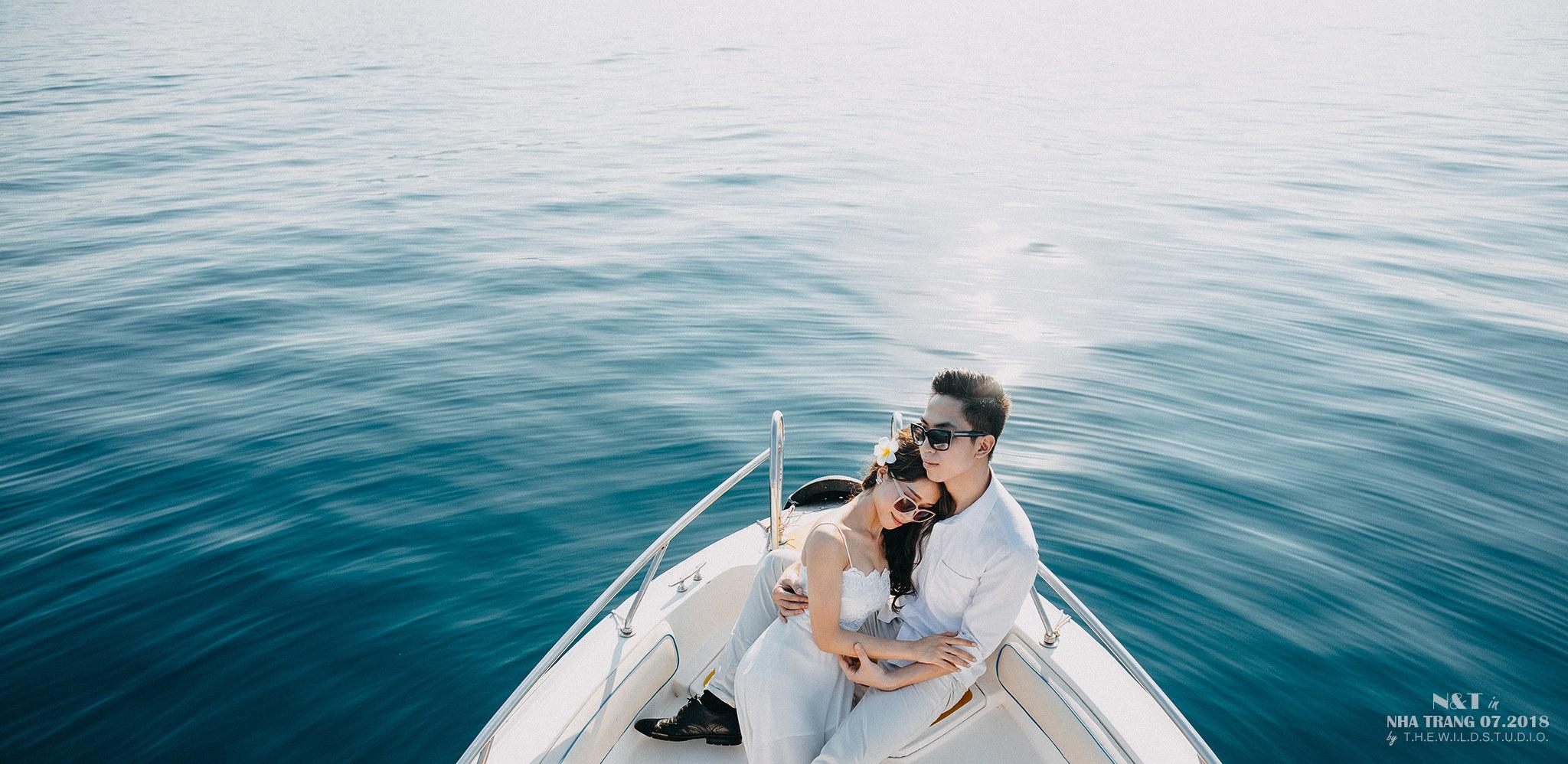 Đừng quên các kiểu ảnh này khi chụp hình cưới ngoại cảnh biển