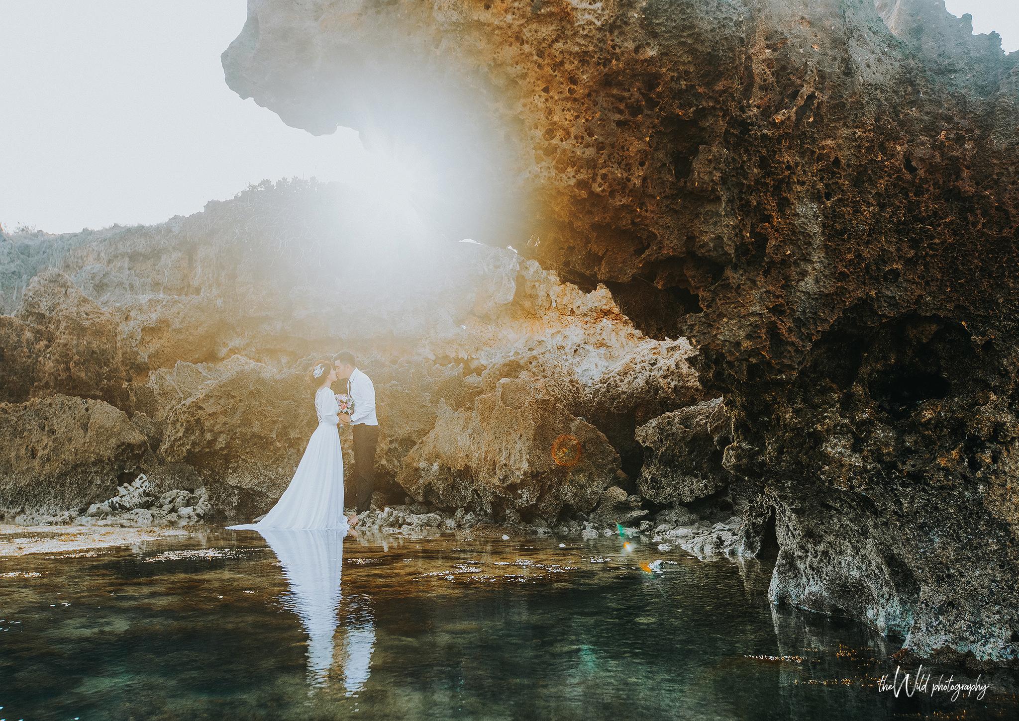 Bí kíp chụp hình cưới siêu lung linh từ The Wild Studio (P.2)