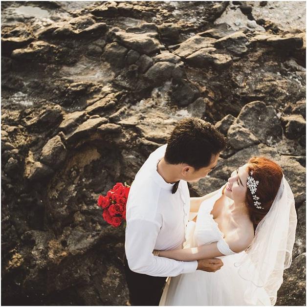 Album cưới Lý Sơn: Có anh, có em, có tất cả…