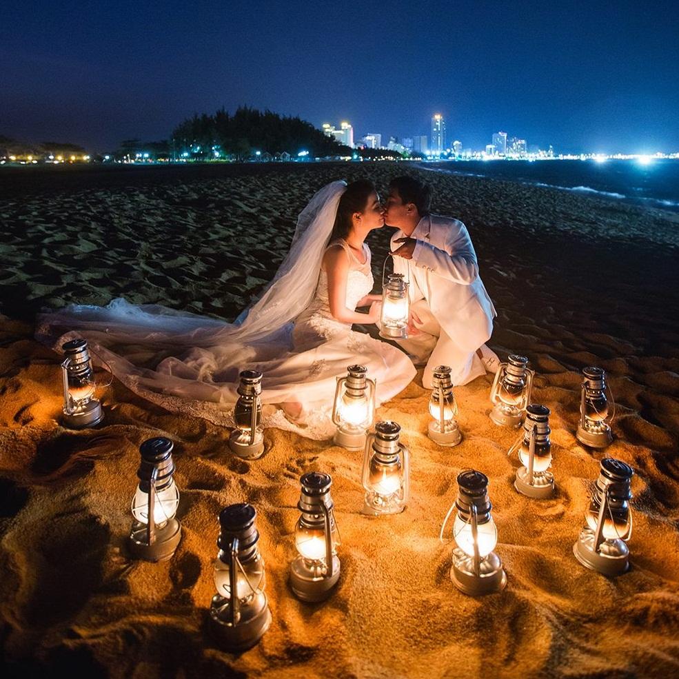 Bí kíp chụp hình cưới siêu lung linh từ The Wild Studio (P.1)