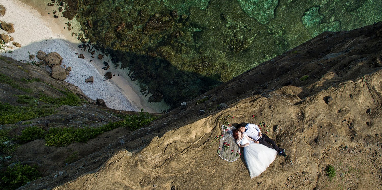 Đảo Lý Sơn - Thiên đường chụp ảnh cưới