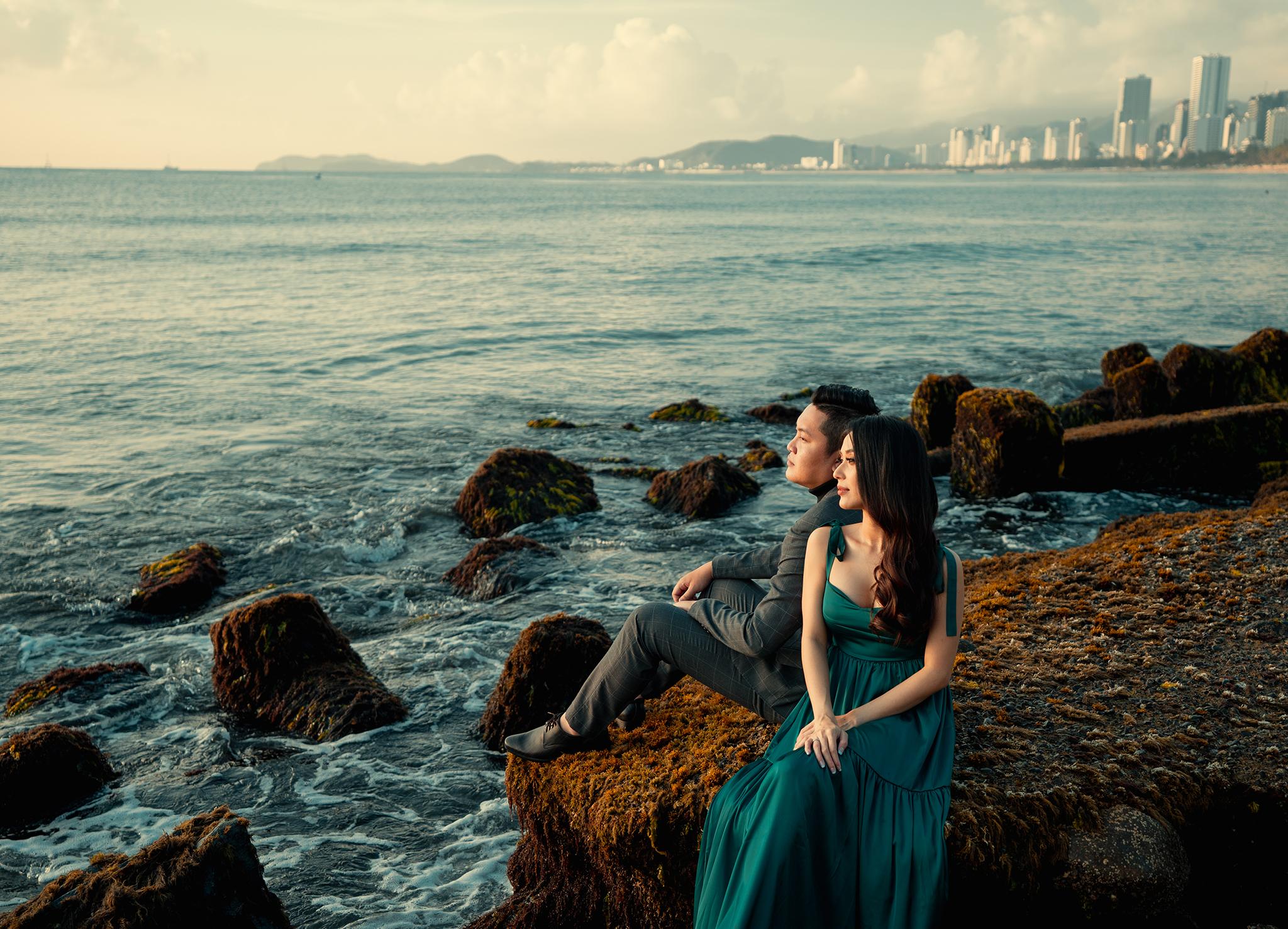 Bí kíp chụp hình cưới siêu lung linh từ The Wild Studio (P.3)