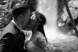 Elopement Wedding