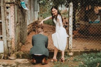 Elopement Wedding - Ricci&Tea - Khanh Son - VietNam