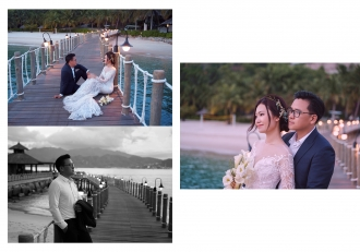 Q&C / prewedding