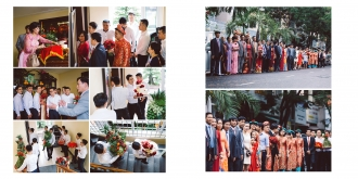 Wedding Ceremony Binh&Linh