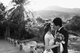 AN LÃ'M RESORT - PREWEDDING
